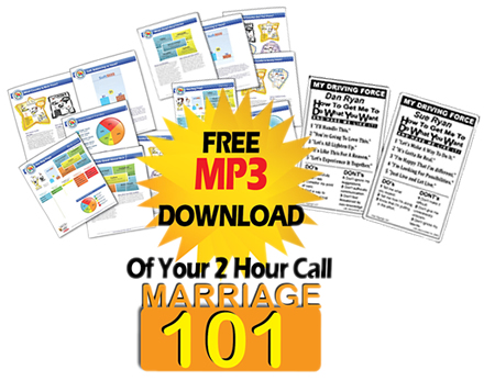 Marriage Counseling Alternative: Marriage 101